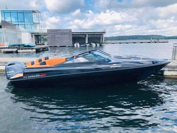Cortina 620 Black Edition mboats