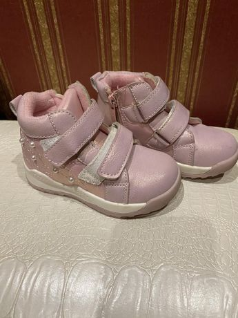 Теплые ботиночки Tom-miki