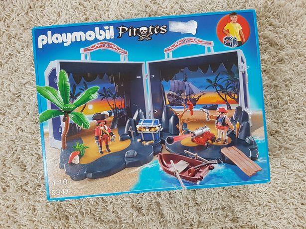 Playmobil 5347 Łódka Piraci Zabawka Nowa Zestaw