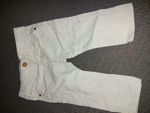 Spodnie rozmiar 74 firmy ZARA