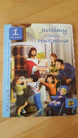 Katechizm klasa 1 podręcznik do religii
