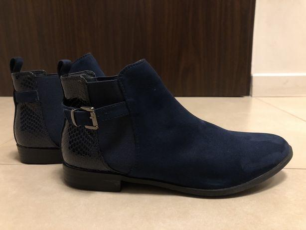 Botki buty damskie 41