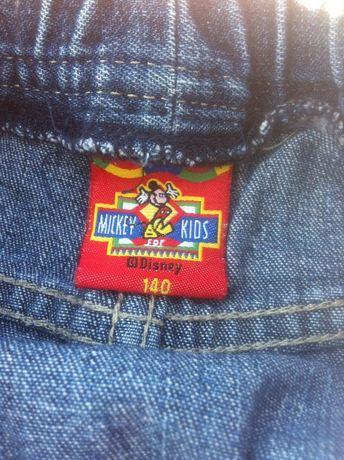 "Юбка джинсовая, фирма ""MICKEY KIDS"""