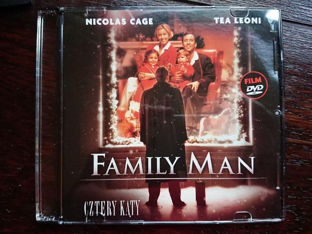 Family man na dvd