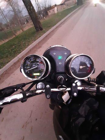 Romet zk 125/50 + silnik 50