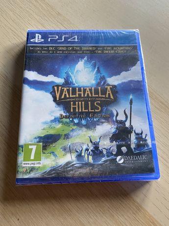 Valhalla Hills Definitive Edition PS4 Nowa