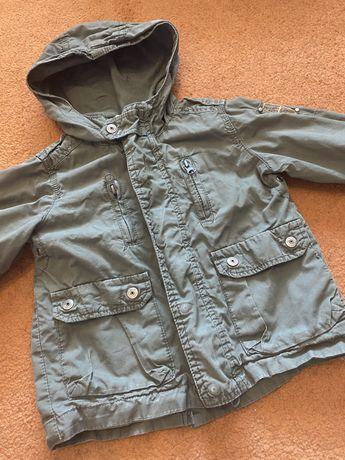 Куртка-ветровка 86-92