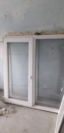 Пластикобые окна б/у
