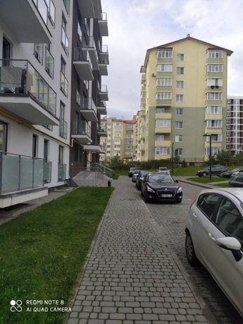 1 кімнатна квартира, новобудова 0 цикл, Малоголосківська, Львів