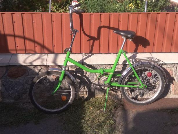 Велосипед складной Аист