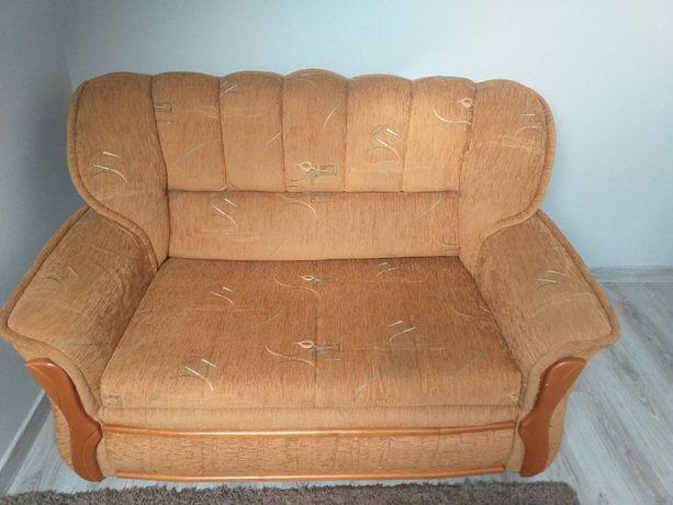 Sofa rozkładana dwuosobowa