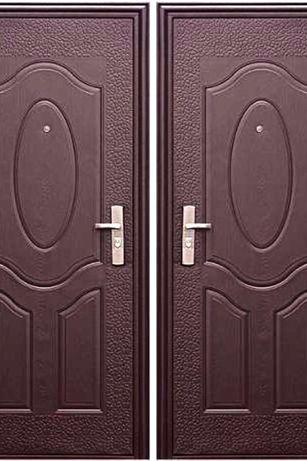 Двері вхідні економ
