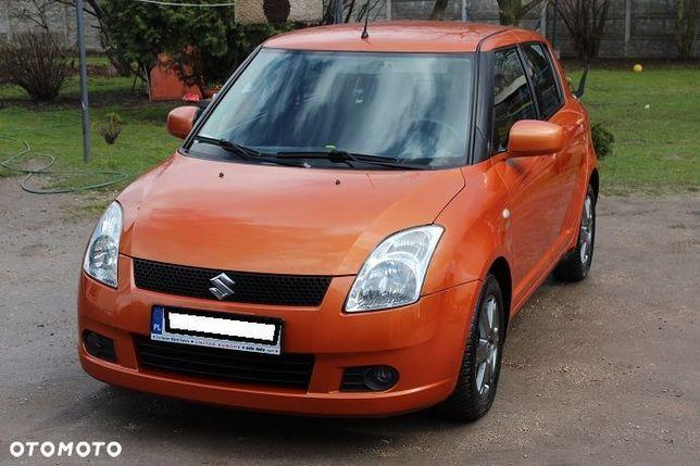 Suzuki Swift Nówka#BENZYNA#klima#2005#alusy#brak korozji# do jazdy # POLECAM