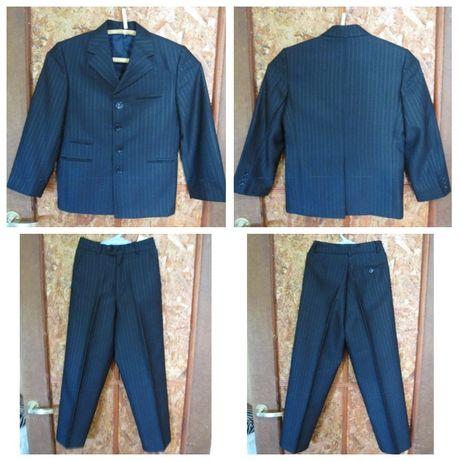 костюм школьный, брюки