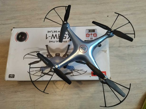 Dron X5HW-1 FPV Real-time