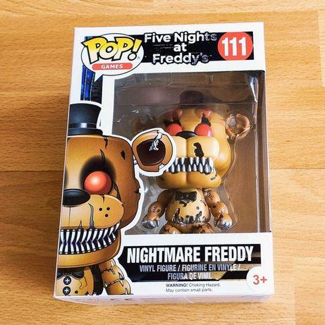 figurka winylowa Funko POP! Games 111 - FNaF - NIGHTMARE FREDDY