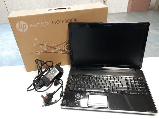 Laptop Pavilion dv7 uszkodzony