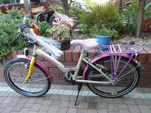 """Rower BATAVUS KOALA 20""""- holenderski , Bardzo ładny, sprawny,zadbany"""