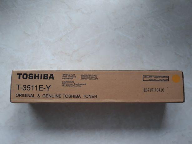 Toner Toshiba żółty