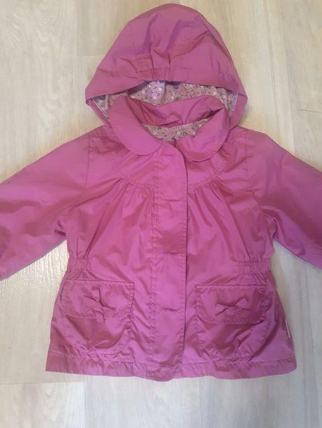 Куртка курточка ветровка Бемби 80- 86-92 см 12-18-24 мес