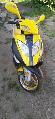 Скутер Kanuni 50 куб.