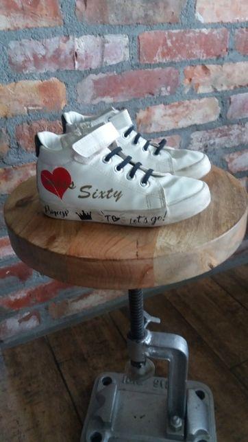 stylowe buciki MISS SIXTY dla dziewczynki, rozmiar 32