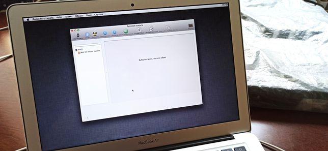 Продам macbook air 13 a1466 mid 2012