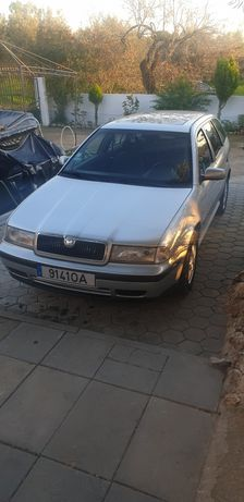 Skoda Octavia break 1.9 tdi