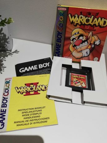 Jogo Game Boy Warioland 2