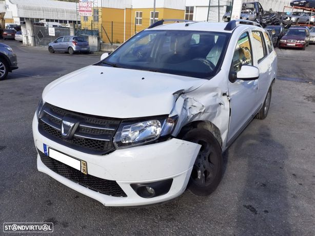 Dacia Longan 0.9 TCE  bi-fuel