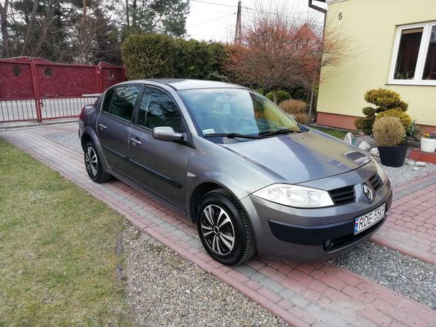 Doinwestowane Renault Megane II 1.6 16V Sedan!