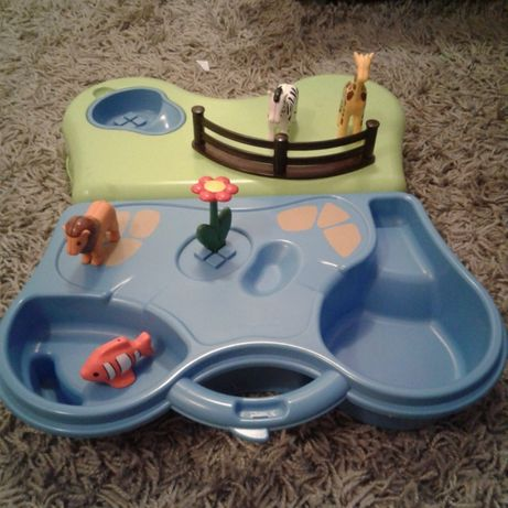 ZOO Arka Noego do zabawy w wodzie zestaw