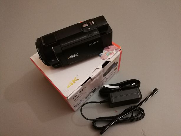 Kamera sony fdr AX 33 4K