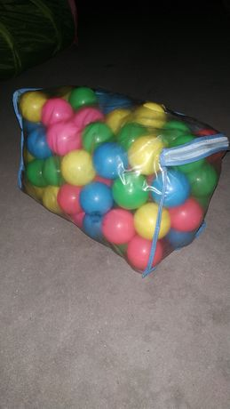 Saco de Bolas plástico