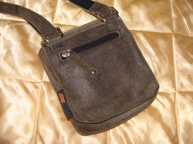 JOST мужская оригинал кожа сумка Hermes Chanel