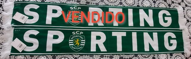 Cachecol Sporting Oficial Loja Verde