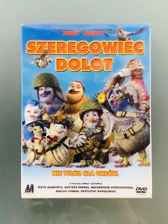 Szeregowiec Dolot - film dvd