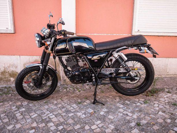 Mash Black 7 Seven 125cc