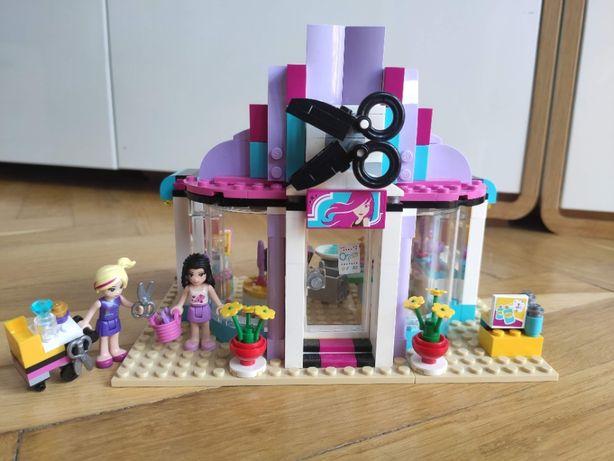 Lego Friends 41093 Salon fryzjerski Heartlake zestaw + instrukcja