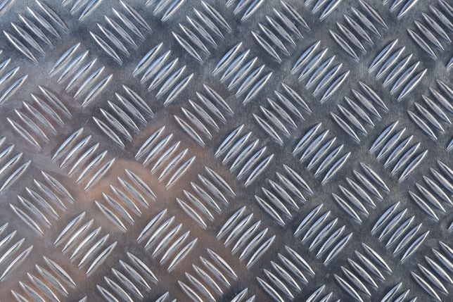 Blacha aluminiowa ryflowana 2,0 mm - I gatunek