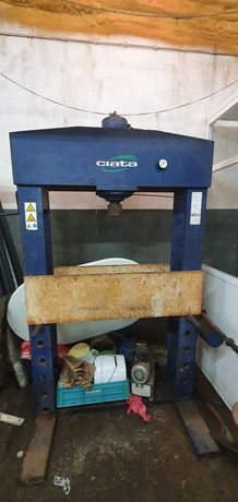 Prensa hidraulica 100 T