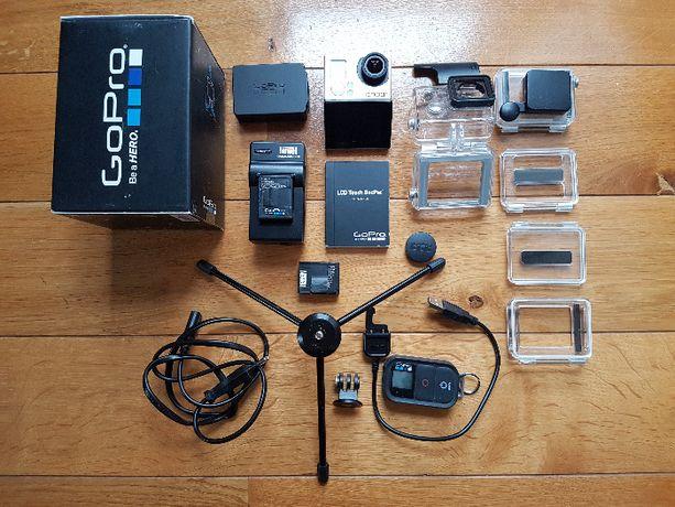 GoPro 3+ Black LCD