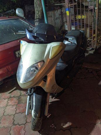 Продам мотоцикл 150сс