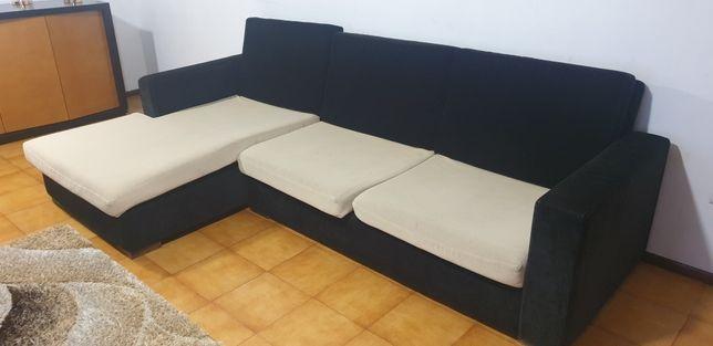 Sofá chaisse long