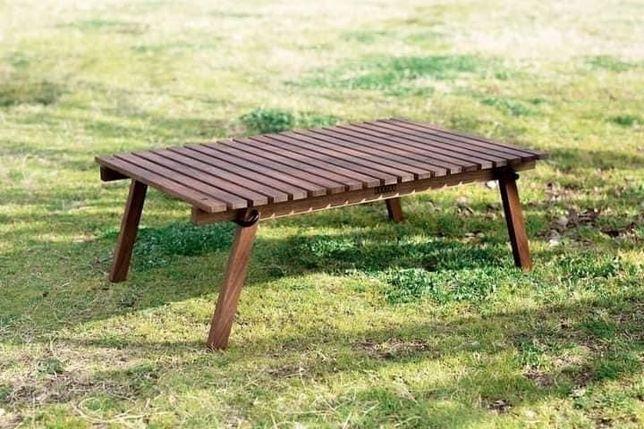 Складной туристический стол
