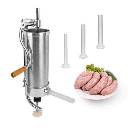 SOLIDNA Nadziewarka do KIEŁBAS MASZYNKA Szpryca 2kg do mięsa