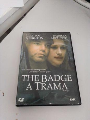 Dvd The Badge A Trama Filme Billy Bob Thornton Patricia Arquette Henso
