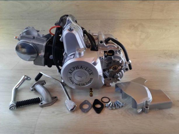 Мотор альфа дельта 72, 110,125 куб двигатель альфа 110, двигун 125 куб