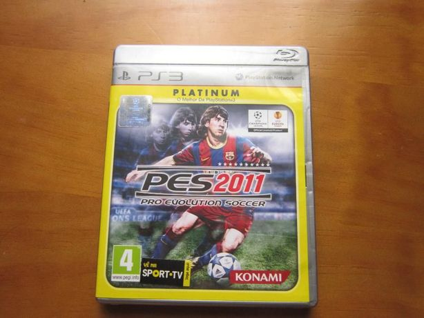 PES 2011 para PS3