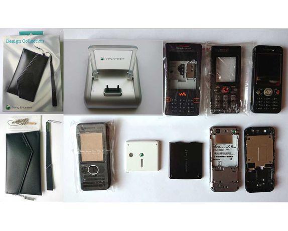 Sony Ericsson / Siemens - telefony, akcesoria M600i W950i W960 W890